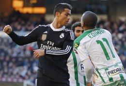 Foto: Cristiano podría perderse entre uno y tres partidos (MARCELO DEL POZO / REUTERS)