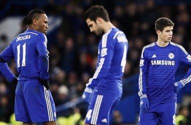 Foto: City, Chelsea y Southampton caen eliminados ante los modestos en la FA Cup (STEFAN WERMUTH / REUTERS)