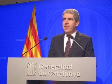 """Foto: Homs pide a Rajoy que """"acepte los resultados"""" del 27S (EUROPA PRESS)"""