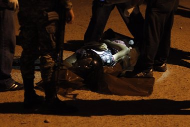 Foto: Presidente de Honduras asegura que bajan los asesinatos relacionados con el narcotráfico (JORGE CABRERA / REUTERS)