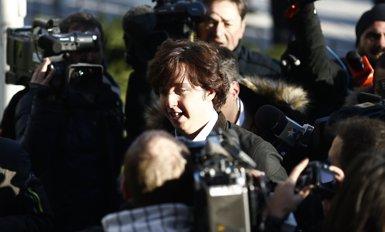 Foto: Un perit del cas del 'petit Nicolás' ratifica l'autenticitat de les gravacions entre policies i el CNI (EUROPA PRESS)