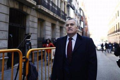 """Foto: Bárcenas a l'Audiència Nacional: """"Ja he dit tot el que havia de dir, no diré res més"""" (EUROPAPRESS)"""