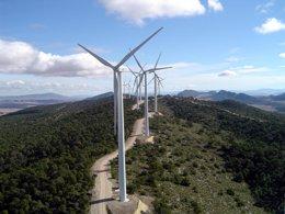 Foto: El Gobierno tramita cuatro proyectos de Iberdrola de parques eólicos (EUROPA PRESS/IBERDROLA)