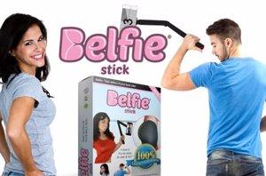 Foto: Del palo para 'selfies'...¿al de 'belfies'? (BELFIE)
