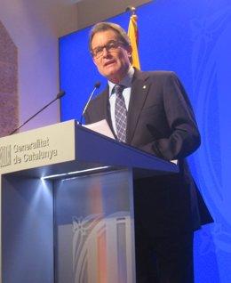Foto: Mas comparecerá en la comisión sobre el fraude y la evasión fiscal (EUROPA PRESS)