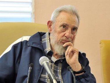 """Foto: Fidel Castro: """"No confío en la política de Estados Unidos"""" (HANDOUT . / REUTERS)"""