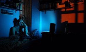 Foto: Los insomnes crónicos pueden enfrentarse a mayor riesgo de hipertensión (CARLOS MARTZ/FLICKR)