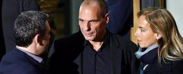 Foto: Yanis Varoufakis confirma que será ministro de Finanzas de Grecia (REUTERS)