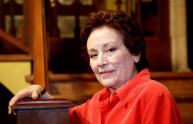 Foto: Muere Amparo Baró, el mítico personaje de Sole en '7 Vidas' (EUROPA PRESS)