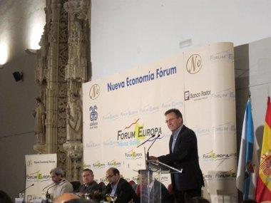 Foto: Vence (BNG) aplaude a creación dun foro cívico nacionalista (EUROPA PRESS)