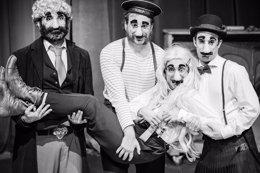 Foto: Kubik Fabrik trae al Café de las Artes 'Desmontando a Shakespeare' (CAFÉ DE LAS ARTES)