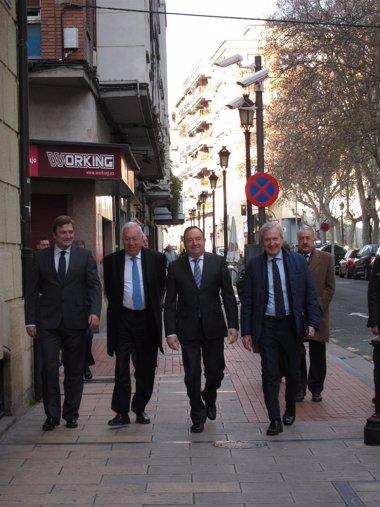 """Foto: Margallo : """"El terrorismo yihadista se combate en lo militar y con la idea de un Islam pacífico"""" (EUROPA PRESS)"""