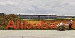 Foto: Alibaba gana un 28,2% menos en su tercer trimestre fiscal (CHINA DAILY CHINA DAILY INFORMATION CORP - CDIC / )