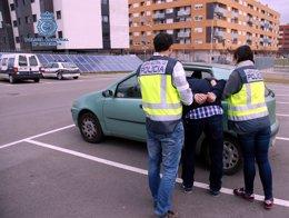 Foto: Detenidos ocho jóvenes autores de varios robos con violencia (POLICÍA NACIONAL )