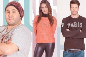 Foto: Kiko Rivera, Laura Cuevas y Fede, los nominados ¿quién será expulsado? (TELECINCO)