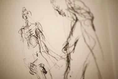 Foto: La incomparable mirada de Giacometti (EUROPA PRESS)