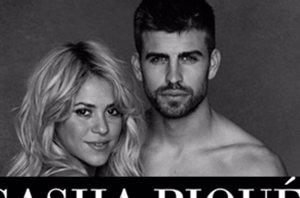 Foto: ¿Qué significa Sasha, el nombre del segundo hijo de Shakira y Piqué? (EUROPA PRESS)