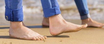 Foto: Siete patologías de los pies: todas tienen solución (GETTY)