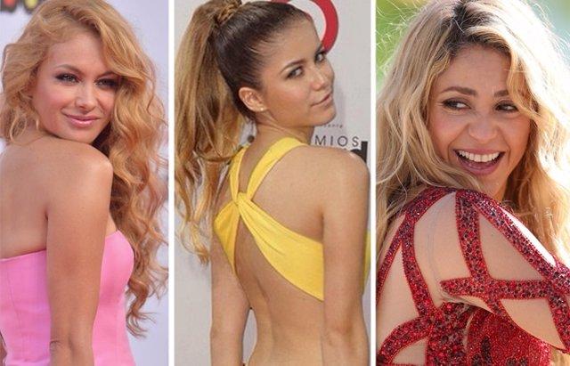 Foto: Sofía Reyes, el relevo de Paulina Rubio que suena como Shakira (EUROPA PRESS)