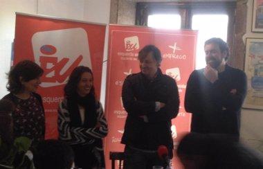 Foto: Esquerda Unida celebrará primarias en A Coruña, Santiago y Ferrol (EUROPA PRESS/EUCORUNA)