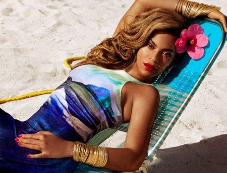 Foto: Para ser tan guapa como Beyoncé solo se necesitan mil dólares diarios (H&M )