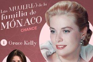 Foto: Las princesas de Mónaco: una belleza hereditaria (EUROPA PRESS)