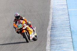 Foto: Lowes domina el segundo día de pruebas jerezanas en Moto2 (ÁLVARO RIVERO)