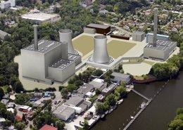 Foto: Adjudican a Ditecsa trabajos en una central de ciclo combinado alemana (EUROPA PRESS/IBERDROLA)
