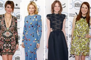 Foto: Los looks de los 'Spirit Awards', la antesala de los Oscars (CORDON PRESS)