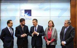 Foto: Presentación de la Estrategia Española de Responsabilidad Social de Empresas (MARIAVALLEJO/EUROPA PRESS/ENDESA)