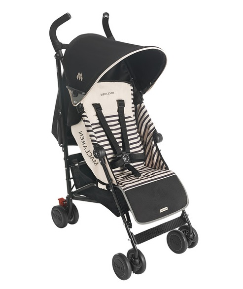 10 sillas de paseo ligeras para tu beb for Coche de paseo maclaren