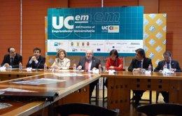 Foto: Nueva edición de los Premios al Emprendedor Universitario (UC)