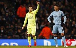 Foto: Luis Suárez responde a la prensa inglesa (ACTION IMAGES / REUTERS)