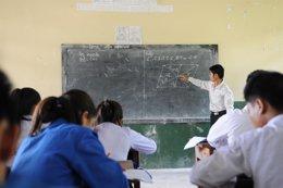 Foto: Plan Internacional alerta de que 7 de cada 10 niños y niñas sufren violencia en los colegios de Asia (PLAN INTERNACIONAL)