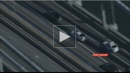 Foto: (Vídeo) Un persecución a gran velocidad en pleno Nueva York termina con el arresto de dos personas (NEW YORK POST)