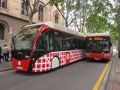 Foto: El Mobile World Congress contará con dos servicios de bus especial (EUROPA PRESS)