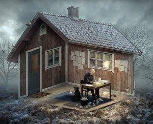 El arquitecto - Erik Johansson