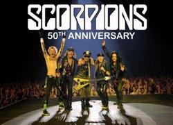 Foto: Scorpions encapçalarà el Rock Fest de Barcelona aquest juliol (ROCK N ROCK)