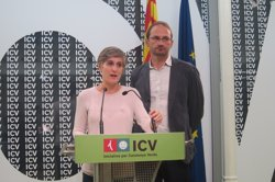 Foto: ICV defineix la seva aposta per obrir un procés constituent amb vista al pròxim cicle electoral (EUROPA PRESS)