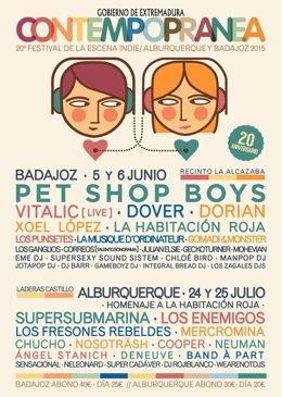 Foto: Pet Shop Boys actuará en Badajoz en el marco del Festival Contempopránea 2015 (CONTEMPOPRÁNEA)