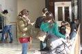 Foto: Baja el número de estudiantes con discapacidad  en la universidad (EUROPA PRESS)