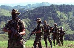 Foto: 923 exparamilitars es preparen per sortir de les presons de Colòmbia i tornar a la vida civil (SCOTT DALTON/GETTYIMAGES)