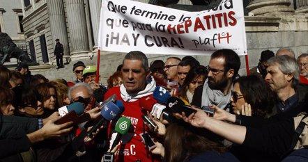 """Foto: Afectados por la hepatitis C piden los fármacos para """"hoy mismo"""" (EUROPA PRESS)"""