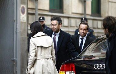 "Foto: La Fiscalía pide procesar a Bartomeu por ""indudable"" fraude fiscal (EUROPA PRESS)"