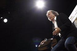 Foto: Joan Manuel Serrat, VII Premi Iberoamericà de Música Corts de Cadis (EUROPA PRESS)