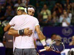 Foto: Nadal, eliminat a l'equip de dobles de Buenos Aires (ARGENTINA OPEN)