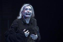 Foto: 'El rei Lear' protagonitzat per Núria Espert tornarà al Teatre Lliure la temporada vinent (ROS RIBAS / TEATRE LLIURE)