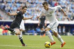Foto: Futbol.- Bale torna a entrenar amb el grup i apunta al Vila-real (ANGEL RIVAS)