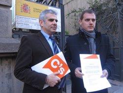 Foto: C's demana que Espadaler i sis consellers de Pujol expliquin els viatges de la família a Andorra (EUROPA PRESS)