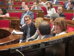 Foto: AMP.- El TSJC rebutja els recursos de Mas, Ortega i Rigau contra la investigació del 9N (EUROPA PRESS)